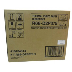 R68-D2P375 Paper Ribbon Set
