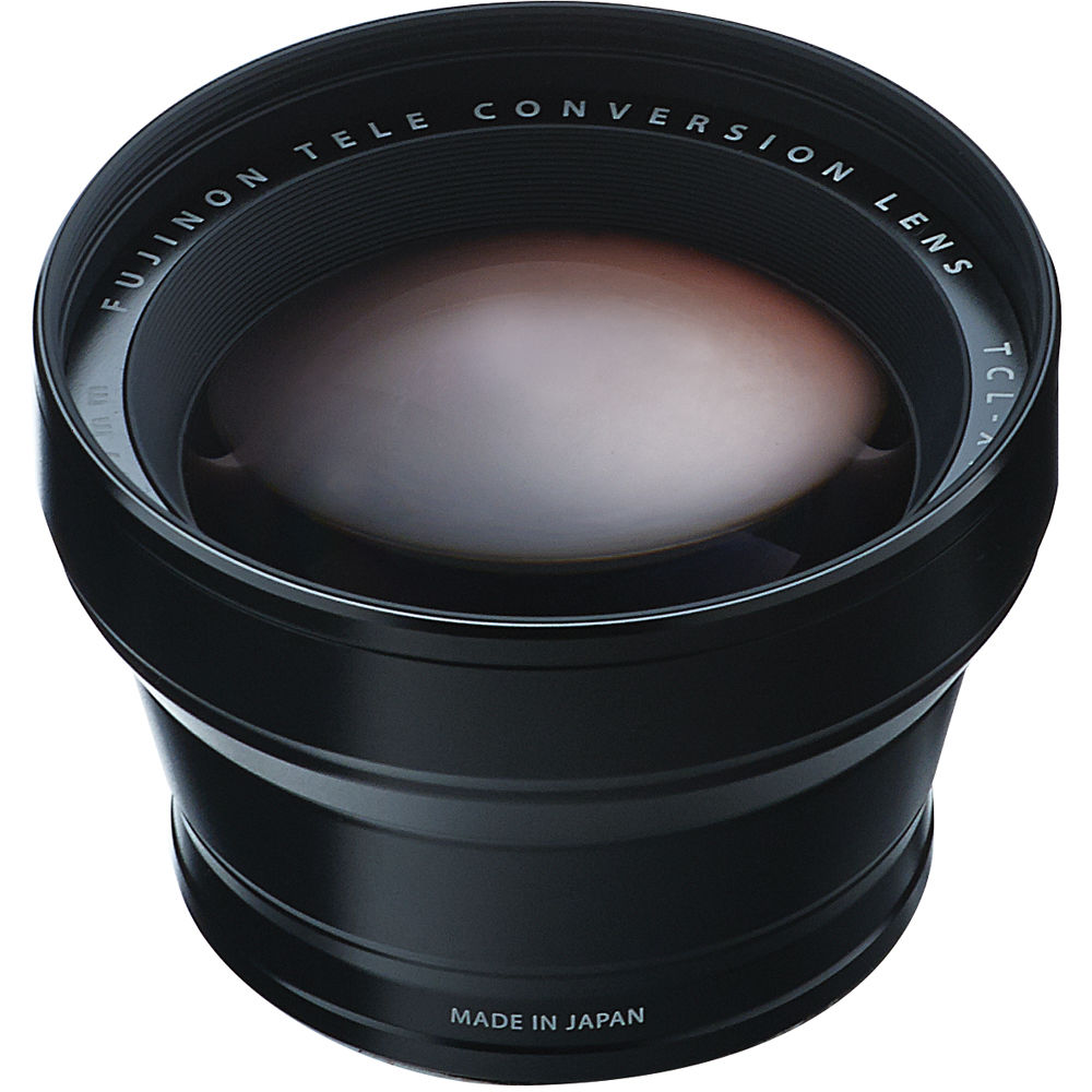 TCL-X100 II Tele Conversione Lens Black