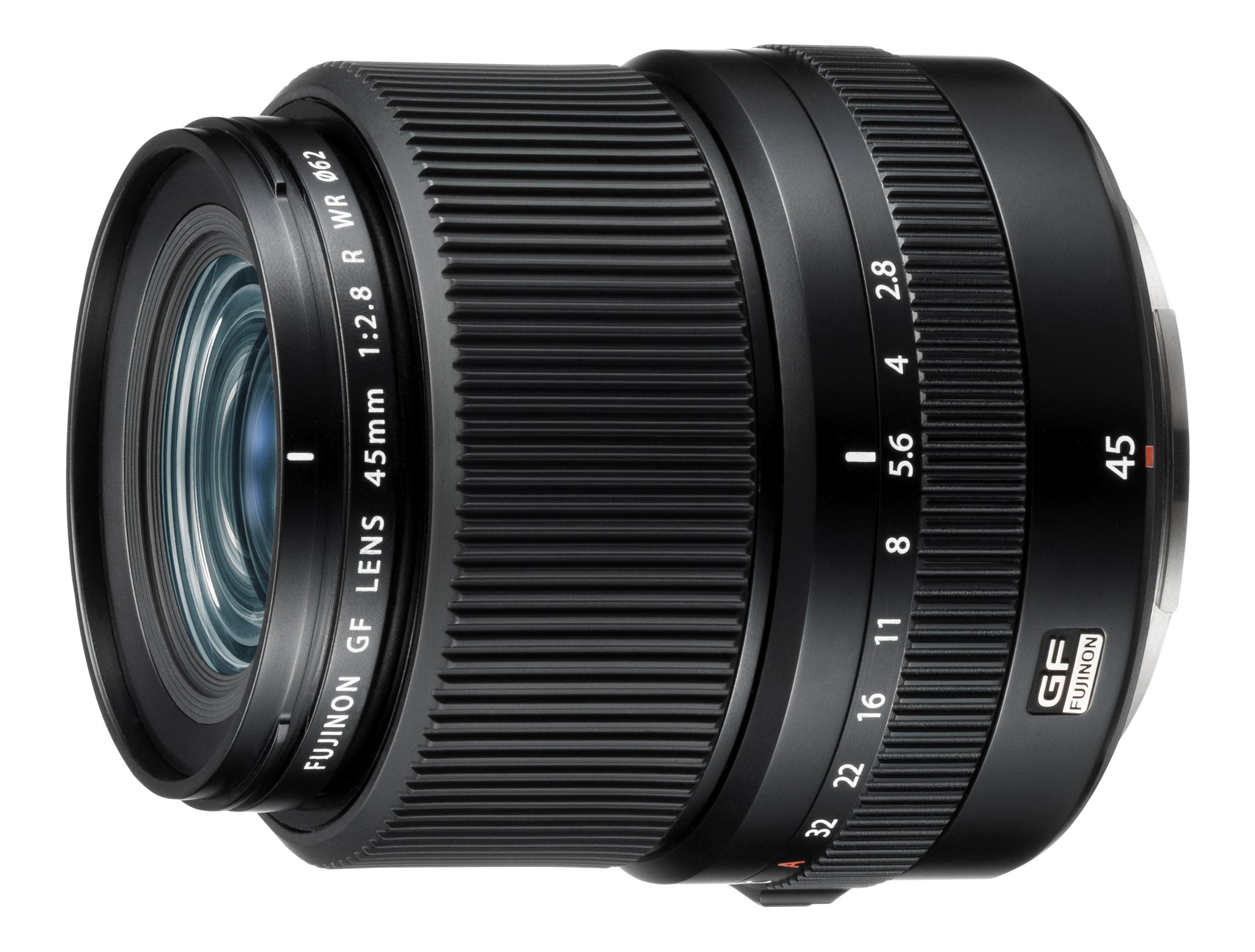 GF45mm f/2.8 R WR
