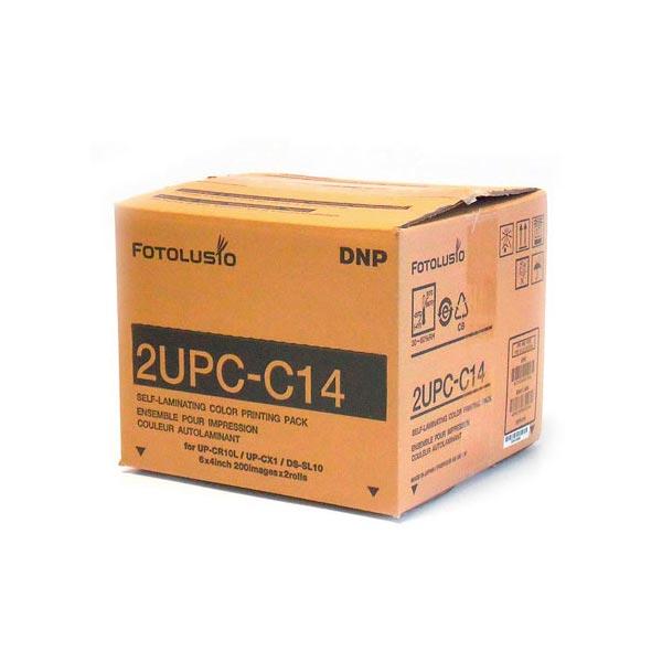 DNP CARTA SONY 2 UPC-14 400 FOGLI 10X15