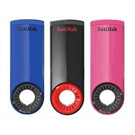 Cruzer Dial 16GB pack 3 pzz (Blu, Rosa, Nero)