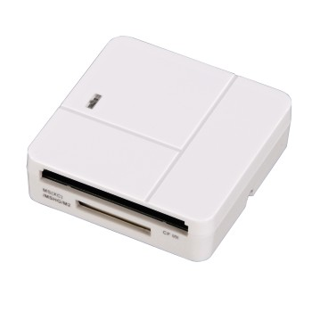 LETTORE MEMORY CARDS ALL IN 1 BIANCO
