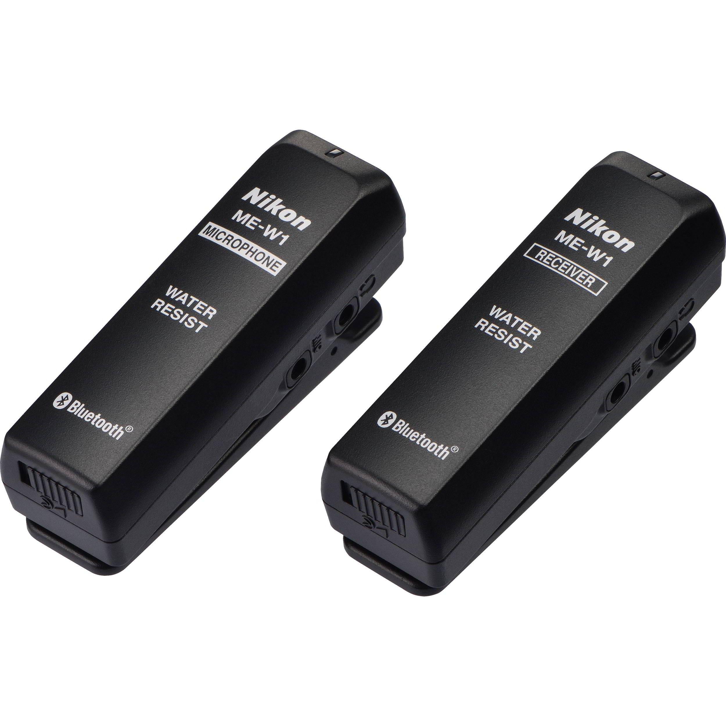 ME-W1 Microfono Wireless Nikon