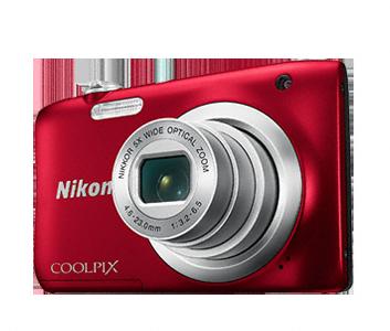 Coolpix A100 Red