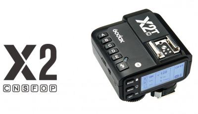 X2T-O TRASMETTITORE RADIO TTL+ BLUETOOTH OLYMPUS/PANASONIC