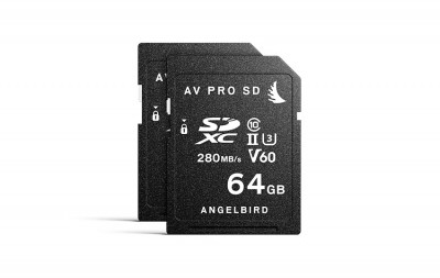 Match Pack for Fujifilm X-T3 64 GB   2 PACK