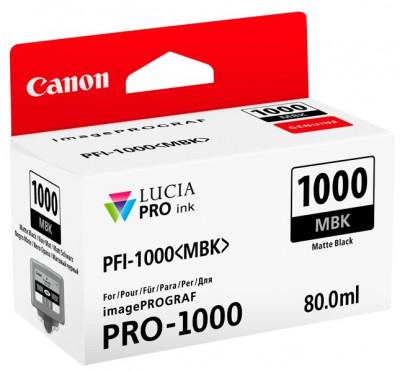 PFI-1000 MBK MATTE BLACK 80ML
