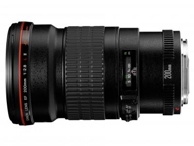 EF 200mm f/2.8 L II USM