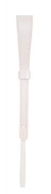 Juicy Cinturino da polso per fotocamera WHITE 25x2,3 cm