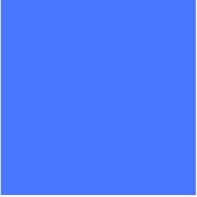 Fondale in carta 2,72x10m Blue Lake
