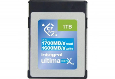 CF EXPRESS 1 TB 1700/1600MBs