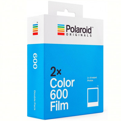 Color film for 600 - DOUBLE PACK