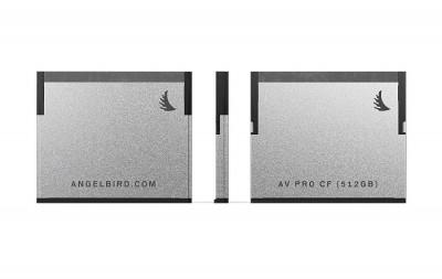 AVpro CF 512 GB | 4 PACK