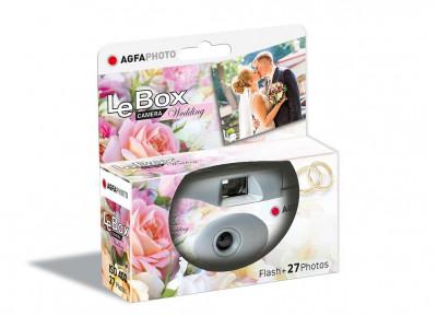 AGFA LEBOX USA E GETTA 400 27 FLASH WEDDING
