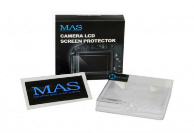 LCD PROTECTOR in CRISTALLO A7RIV/ A7RIII/ A99/ A77II/ A7C / A7III / A7II/RX100