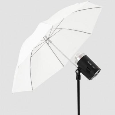 Ombrello Traslucido 85 cm per AD300Pro Flash