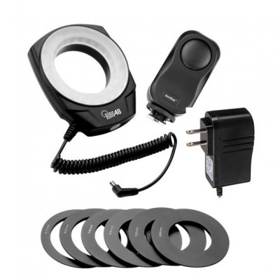 Ring 48 Anulare a 48 LED per Fotografia Macro