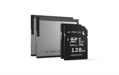 MATCH PACK per URSA PRO (2x CF256GB,2x128GB SD)