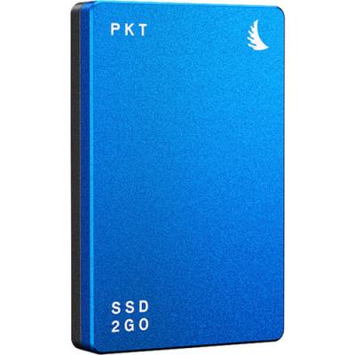 SSD2GO PKT MK2 2TB Blue
