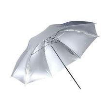 Ombrello UB-001 – Bianco/Argento 84cm