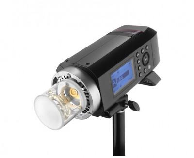 AD400PRO Wistro flash a batteria TTL
