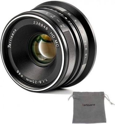 25mm f/1.8 x Fuji FX