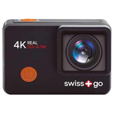 SG-4.1W 14MP WIFI ULTRA HD/4K ACTION CAM NERA NEW