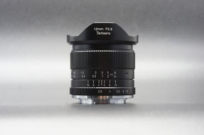 12mm f/2.8 x Canon EOS M
