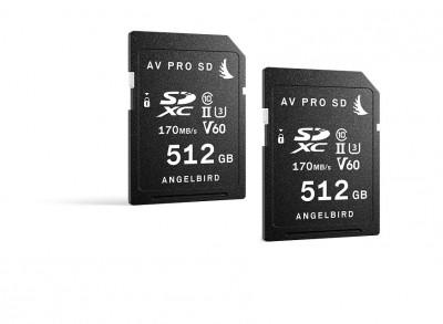 AV PRO SD 512GB V60 ( 2 PACK )