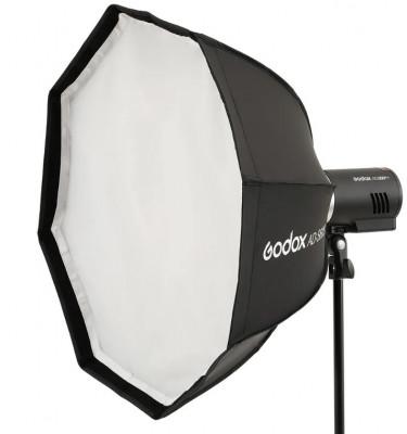 AD-S60S Octa Softbox Silver per Flash AD400Pro