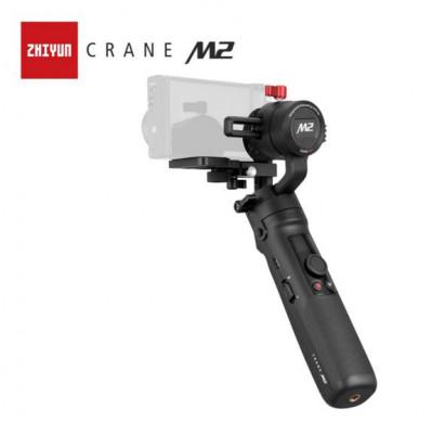 CRANE M2 GIMBAL PER SMARTPHONE - COMPATTE - ACTIONCAM