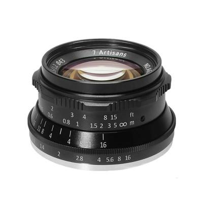 35mm f/1.2 x Canon EOS M