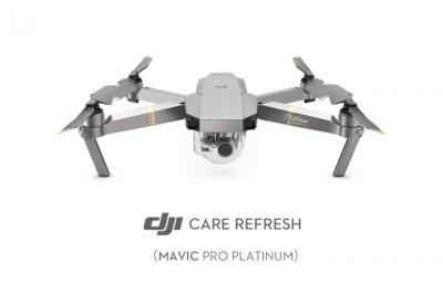 DJI Care Refresh Mavic Pro Plat Code