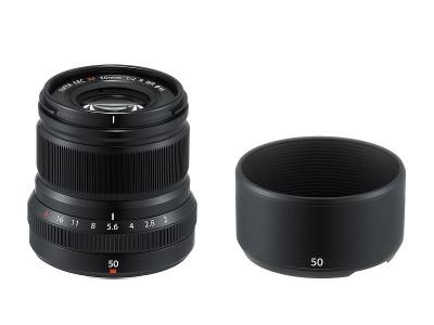 XF50mm F2 R WR Black FUJINON