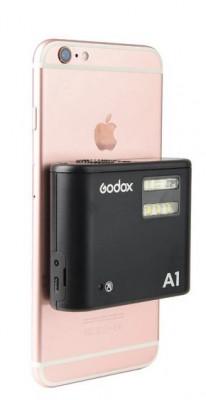 A1 Flash Wireless Compatto per iPhone 8W 6000K