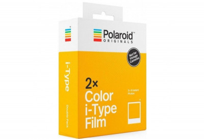 Color film for I-TYPE - DOUBLE PACK