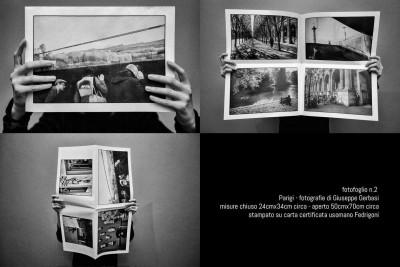 "Fotografie d'autore su carta uso mano "" N°2 """