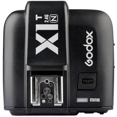 X1N Trigger kit System Tx+Rx TTL 2.4Ghz per Nikon