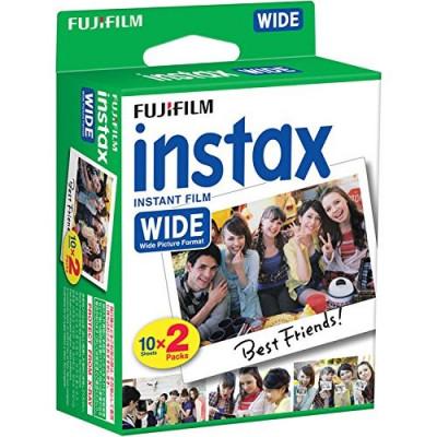 INSTAX WIDE FILM 10 fogli x 2