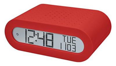 Oregon Scientific RRM116 Orologio Sveglia Con Radio RED