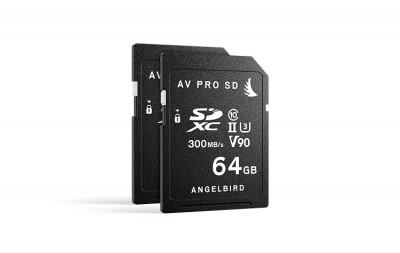 Match Pack for Panasonic GH5/GH5S (2x 64GB SD)