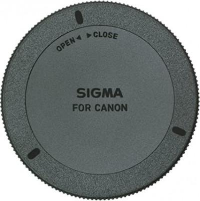 """Tappo posteriore x ob. Sigma attacco Canon """" II """" SIGMA"""
