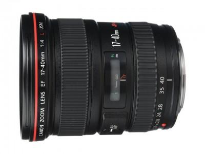 EF 17-40mm f/4.0 L USM