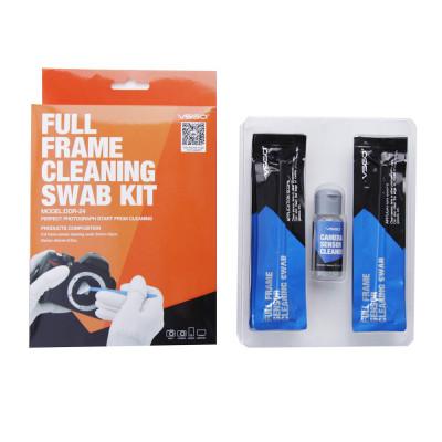 Kit pulizia Full frame 10 swab + 15 ml sensor cleaner