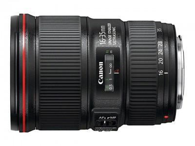 EF 16-35mm f/4 L IS USM