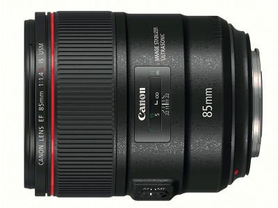 EF  85mm f/1.4, L IS USM