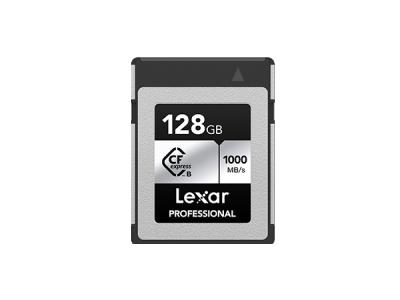 128GB CFEXPRESS PRO SILVER TYPE B